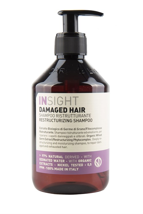 Insight Damaged Hair Restructurizing Conditioner ( Yıpranmış Saçlar Onarıcı Şampuan) 400ml