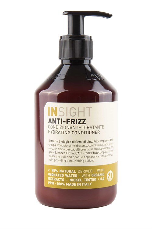 Insight Anti-Frizz Hydrating (Nemlendirici Bakım Kremi) 400ml