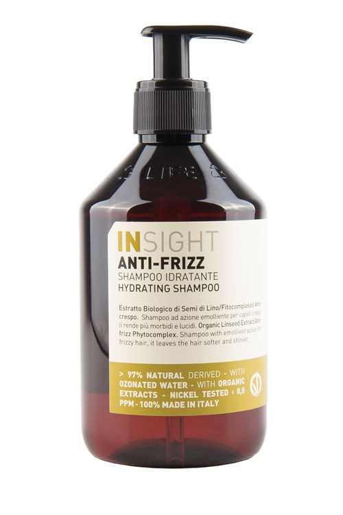 Insight Anti-Frizz Hydrating (Nemlendirici Şampuan) 400ml